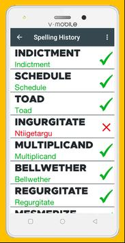 English Spelling Bee (2020 Edition) screenshot 4