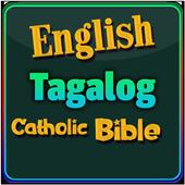 English Tagalog Catholic Bible icon