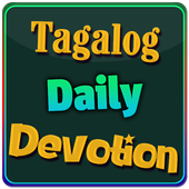 Tagalog Daily Devotion icon