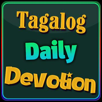 Tagalog Daily Devotion poster