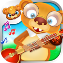 123 Kids Fun MUSIC BOX Top Educational Music Games APK
