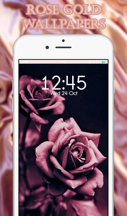 Rose Gold Wallpapers For Android Apk Download