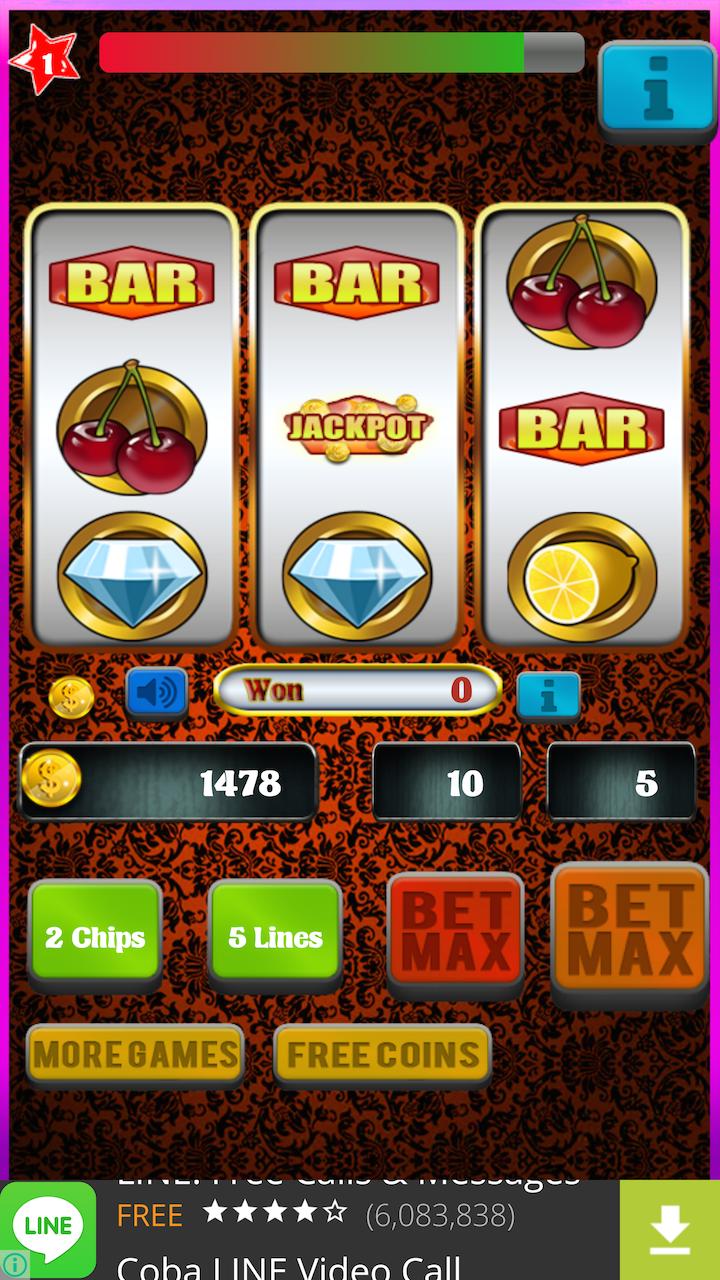 Slots Casino Bingo