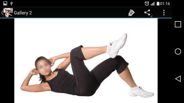 Daily Exercises Free screenshot 4