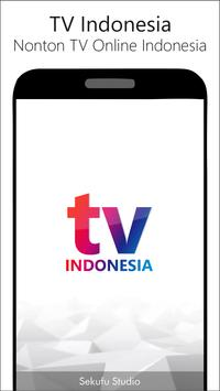 TV Online ID - Live Streaming TV Online Indonesia poster