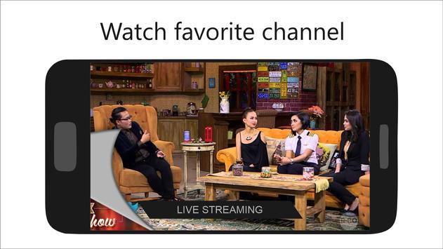 TV Online ID - Live Streaming TV Online Indonesia screenshot 2
