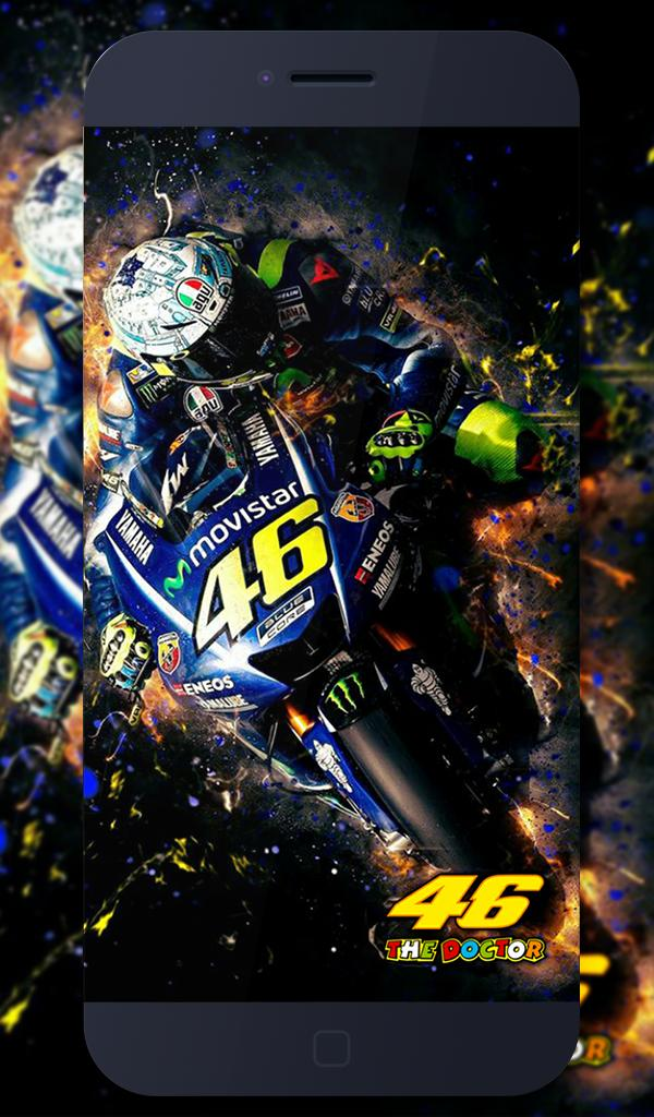 4k Valentino Rossi Wallpapers Ultra Hd For Android Apk Download