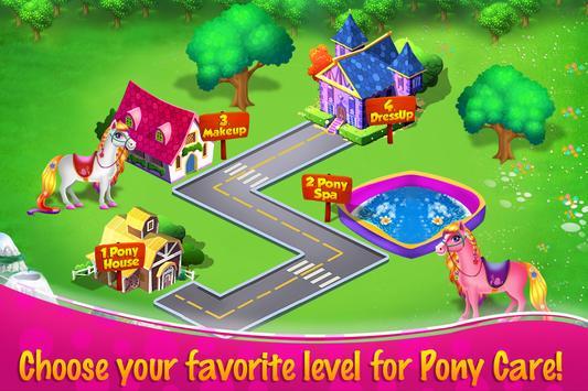 Pony Fashion World screenshot 1