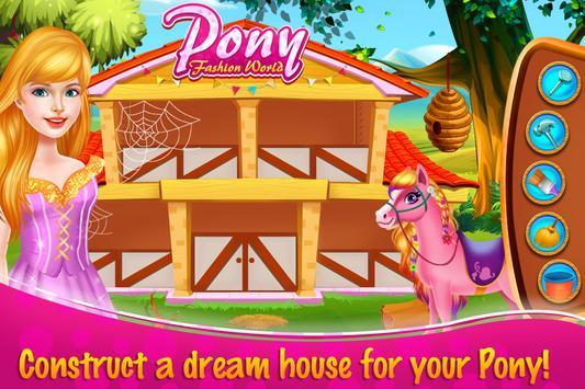 Pony Fashion World screenshot 2