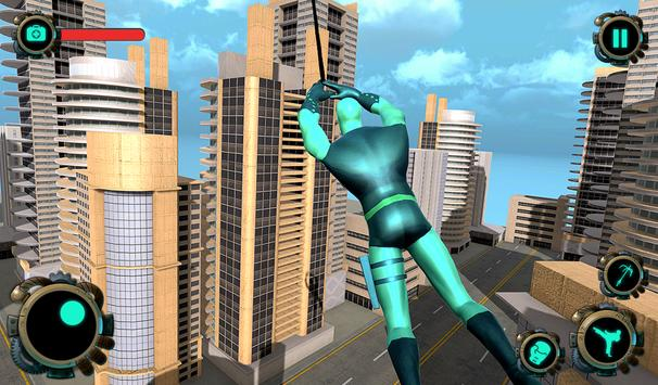 Rope Hero Gangster City – Crime Mafia Vice Town screenshot 11