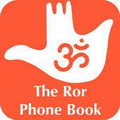 The Ror Phone Book icon
