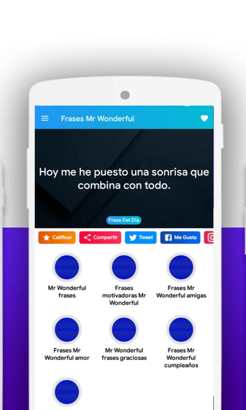 Frases Wonderful For Android Apk Download