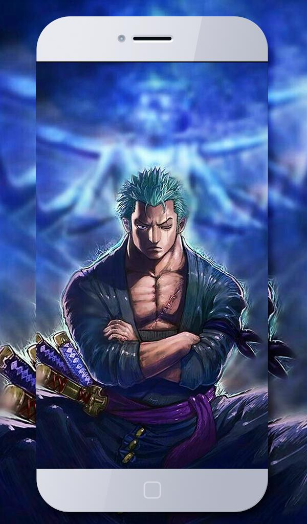 Roronoa Zoro Wallpaper 4k Full Hd For Android Apk Download