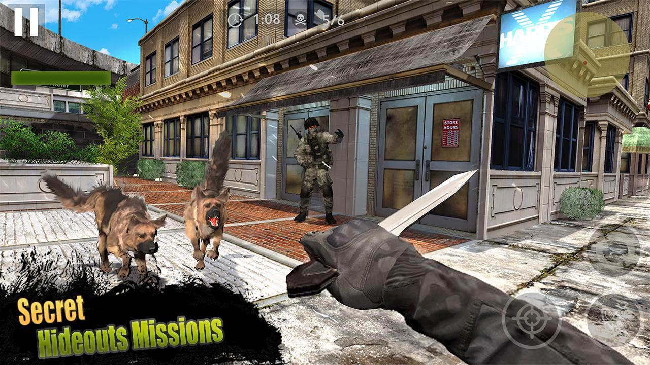 War games 2020: Commando Counter Shooting for Android - APK Download