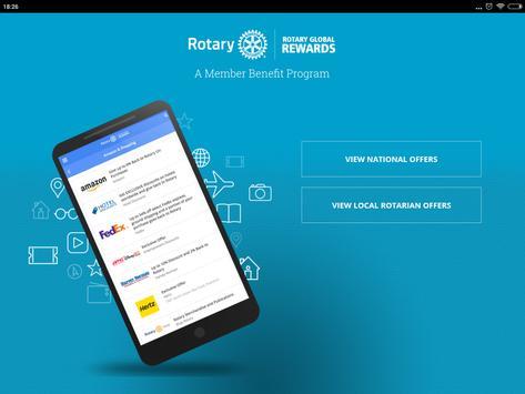 Rotary Global Rewards ảnh chụp màn hình 7