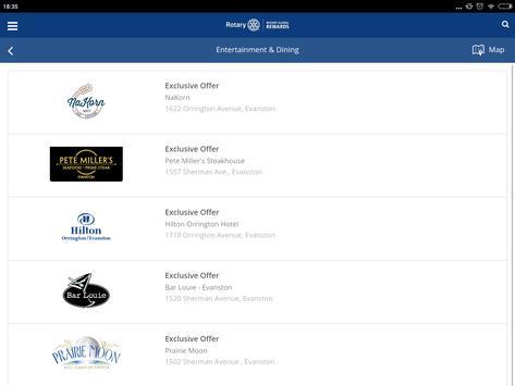 Rotary Global Rewards ảnh chụp màn hình 10