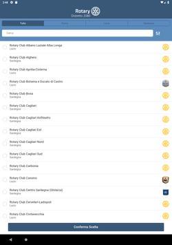 Rotary Distretto 2080 screenshot 10