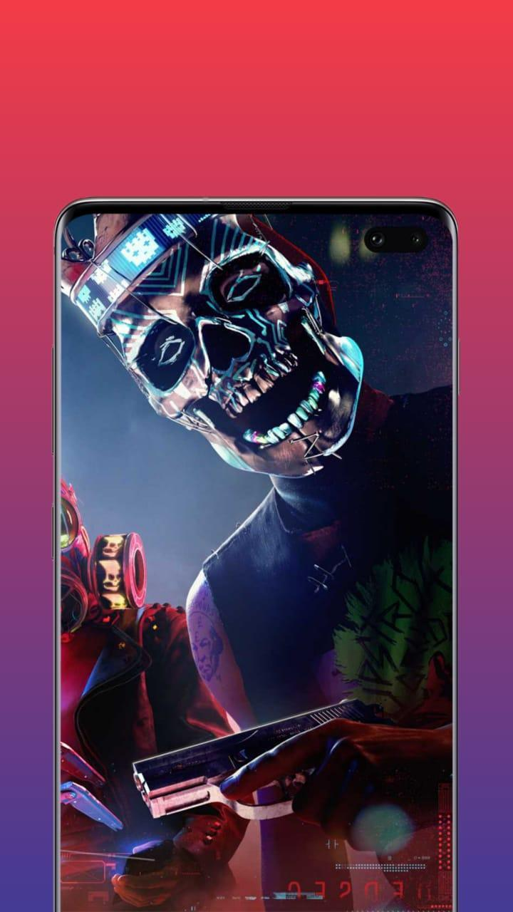 Watch Dogs Legion 4k Wallpaper For Android Apk Download