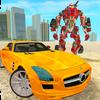 New Multi Car Transforming Robot Game icône