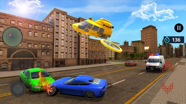 Real Flying Drone Taxi Simulator Driver screenshot 5