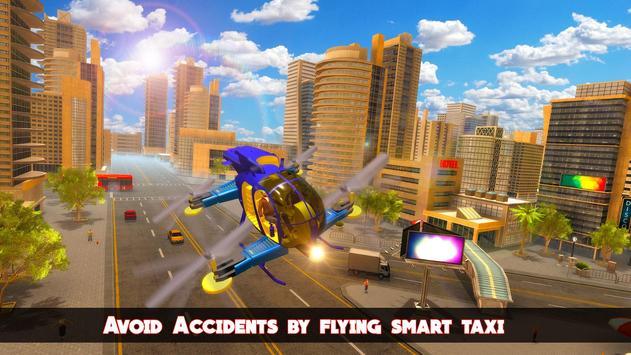 Real Flying Drone Taxi Simulator Driver screenshot 2