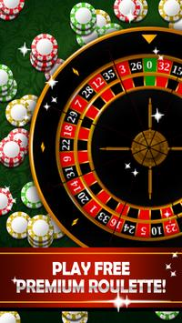 Roulette Free Game - Casino Vegas poster