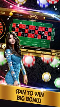 Roulette Royale Deluxe - FREE Vegas Casino Game screenshot 1