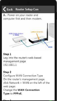 router admin setup - tp link screenshot 1