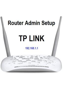 router admin setup - tp link screenshot 2