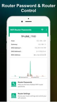 WiFi Router Password - Setup WiFi Password poster