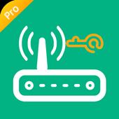 Senha do roteador WiFi (Sem anúncios) ícone