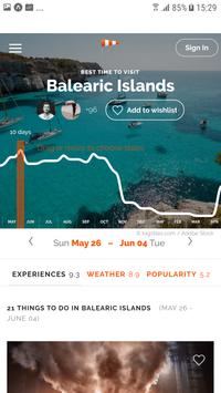 Rove.me – Travel Guide & Trip Planner poster