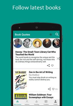 Book Quotes poster