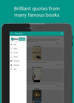 Book Quotes screenshot 12