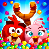 Angry Birds POP Bubble Shooter أيقونة