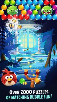 Angry Birds POP Bubble Shooter poster