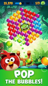 Download Angry Birds POP Bubble Shooter Apk for Android