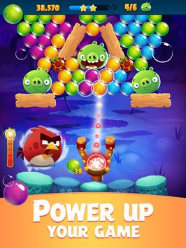 Angry Birds POP Bubble Shooter تصوير الشاشة 8