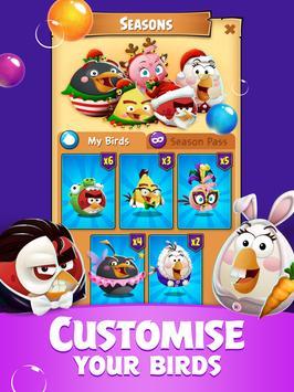 Angry Birds POP Bubble Shooter تصوير الشاشة 9