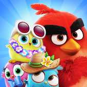 Angry Birds Match - Free Puzzle Game icon