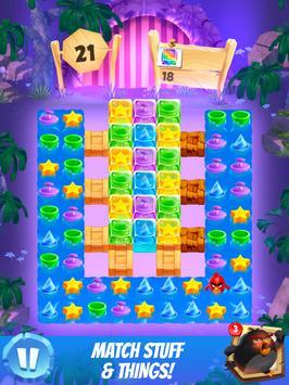 Angry Birds Match تصوير الشاشة 5
