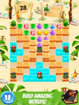 Angry Birds Match تصوير الشاشة 6