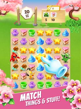 Angry Birds Match - Free Puzzle Game screenshot 8