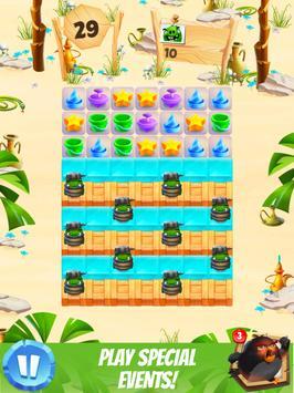 Angry Birds Match تصوير الشاشة 7