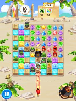 Angry Birds Match - Free Puzzle Game screenshot 13