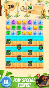 Angry Birds Match تصوير الشاشة 12
