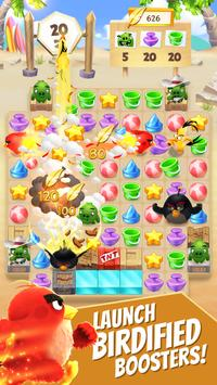 Angry Birds Match - Free Puzzle Game screenshot 1
