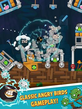 Angry Birds capture d'écran 8