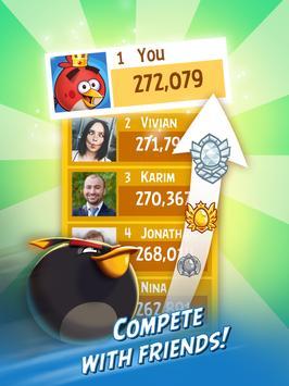 Angry Birds Friends تصوير الشاشة 7