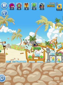 Angry Birds Friends تصوير الشاشة 11